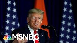 President Donald Trump Downplays Coronavirus Amid CDC Warning | Morning Joe | MSNBC
