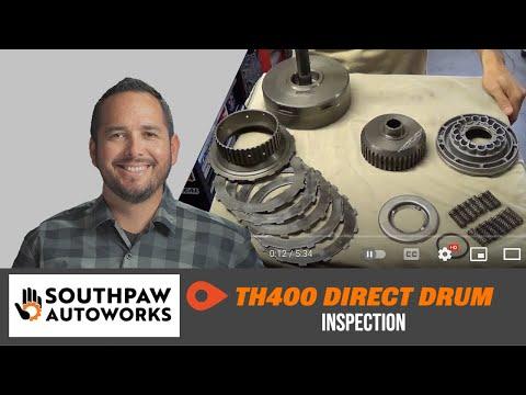 🔴-th400-rebuild:-input-drum-(inspection)-#southpawautoworks