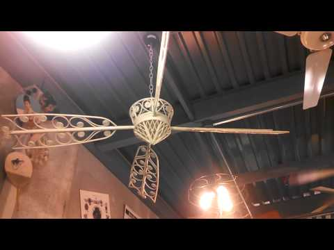 Fanimation Museum, upper level: Portable fans/lights on X10 control system UPDATED (Part 1)