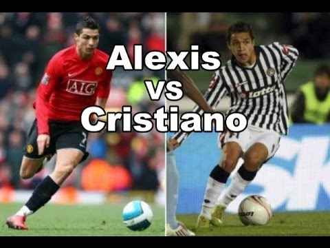 Cristiano Ronaldo Verssus Alexis Sanchez   HD