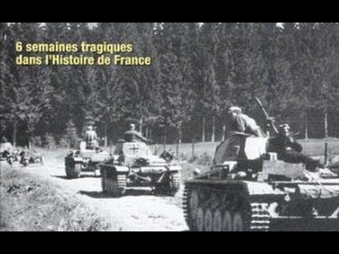 La Bataille de France, la plus grande défaite militaire française