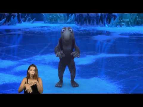 Снежная королева (Сурдоперевод) - смотри полную версию фильма бесплатно на Megogo.net