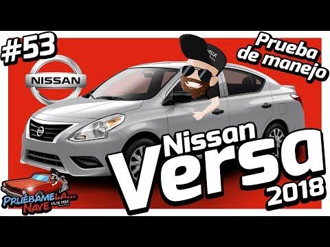 Nissan Versa 2018 | PruebameLa... Nave #53