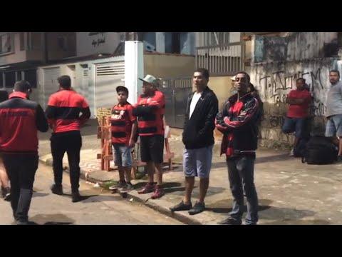 Entrando pela primeira vez na Vila Belmiro! Santos x Flamengo - Quartas de Final da Copa do Brasil!