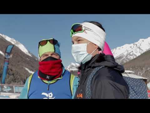 Tricolori di Winter Triathlon a Squadre 2021 - Cogne (Ao)