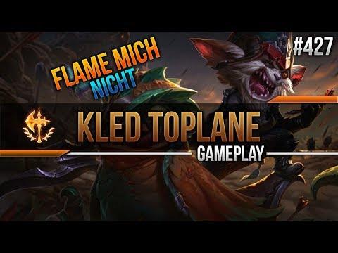 Kled (Top): Flame mich nicht! #427 [Lets Play] [League of Legends] [German / Deutsch]