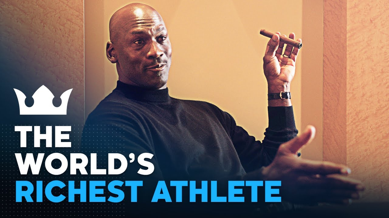 Michael Jordan Has the Biggest Net Worth of Any Athlete Ever