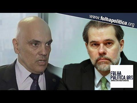 Transparência Internacional se manifesta contra inquérito de Toffoli e...