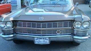 1964 Cadillac Fleetwood Eldorado Convertible tan NSmyr120812