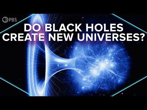 Do Black Holes Create New Universes?