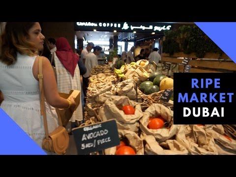 Ripe market dubai - Organic food market