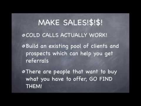 Why Sales Professionals Should Purchase a Cold Calling List