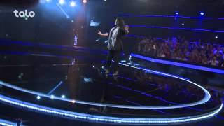 SuperStar Season 2 - Grand Finale - Ariana Sayed / فصل دوم ابر ستاره - مرحله نهایی - آریانا سعید