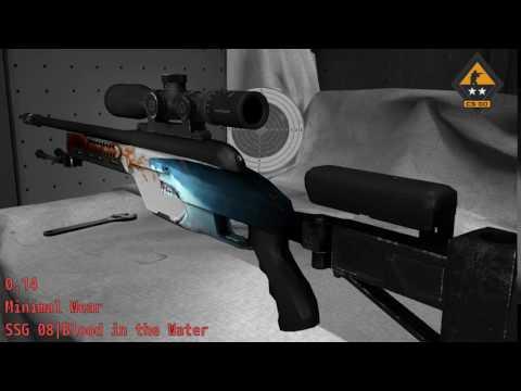 SSG 08  Blood in the Water Wear/Float
