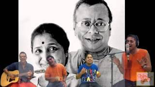 Zindagi milke bitaayenge - Harmonising with RD Burman