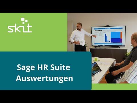 Sage HR Suite Auswertungen Teil 1
