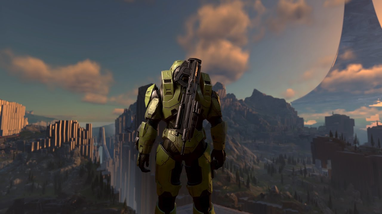 Halo Infinite | Campaign Gameplay Trailer - YouTube