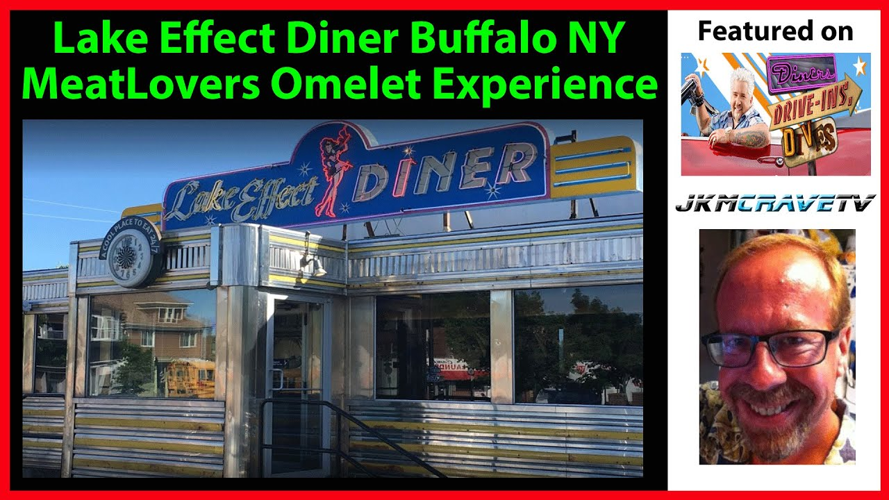 Diners Drive Ins And Dives Buffalo New York on
