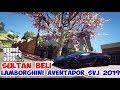 - SULTAN BELI LAMBORGHINI AVENTADOR SVJ 2019   GTA 5 MOD SULTAN
