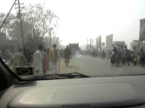 Aligarh to Agra