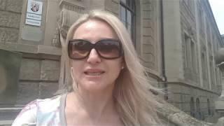 Kandel Mörder vor Gericht am 18. Juni 2018 in Landau