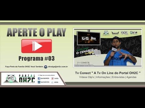 "Tv Conect "" A Tv On Line do Portal OH2C "" Programa#03"