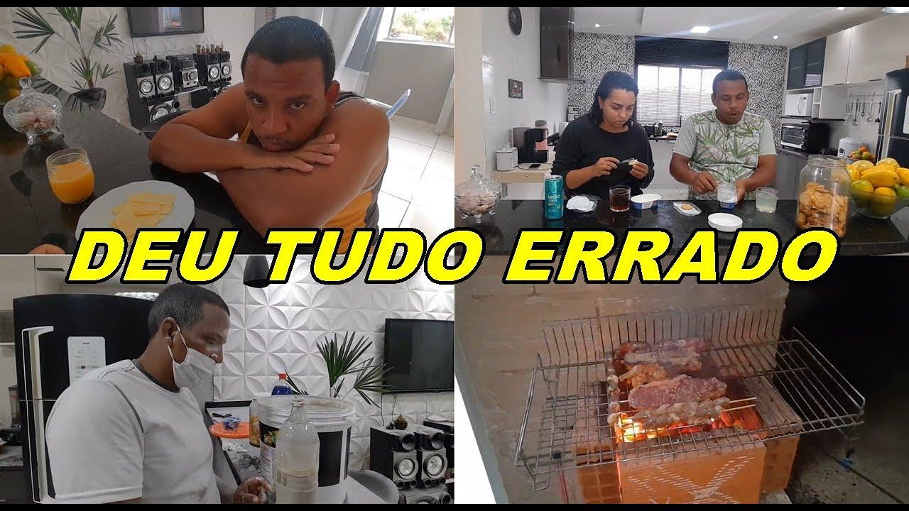 MARIDO PASSOU MAL NO TRABALHO + ALMOÇO DE DOMINGO QUE ACABOU SENDO JANTA | BRUNA OLIVEIRA