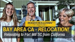 Download Video Relocation to Fort Mill SC - Moving from Bay Area California MP3 3GP MP4