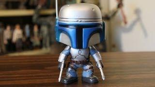 Jango Fett Star Wars Funko Pop Review