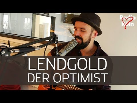Lendgold | Der Optimist (live@Radio Köln)