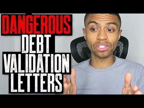 DANGEROUS DEBT VALIDATION LETTERS    HOW TO SUE & WIN CREDIT REPAIR