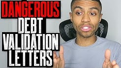 DANGEROUS DEBT VALIDATION LETTERS || HOW TO SUE & WIN CREDIT REPAIR