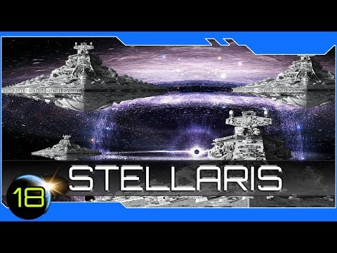 Stellaris - Star Wars Mod - Super Star Destroyers At Last! #18 - 4x RTS