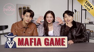 Cast of Vincenzo plays Mafia Game [ENG SUB]