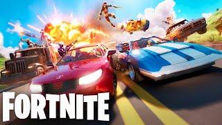 Fortnite - Official Joy Ride Update Trailer