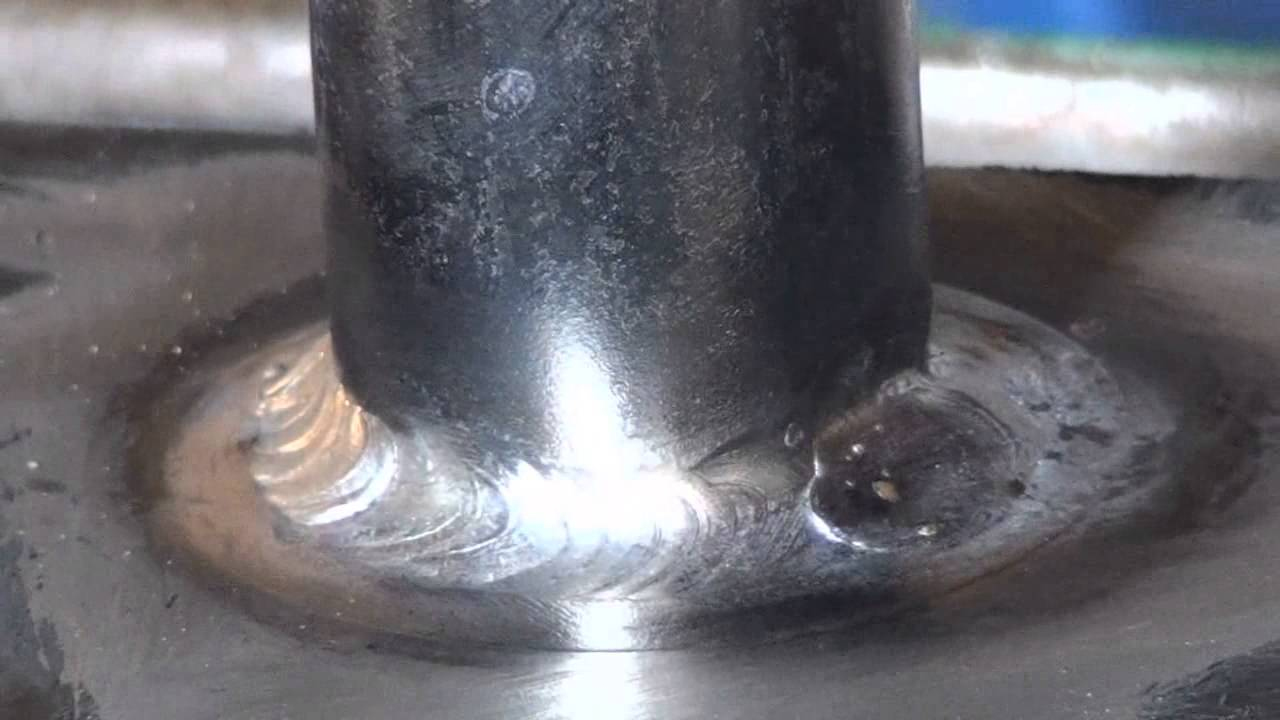 Harbor Freight Tig Welder Part 2 Youtube