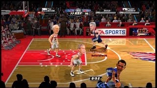 NBA JAM Fire Edition with Presidents on PS3
