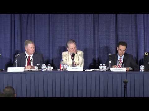 Contemporary Military Forum #2: Future Multi-Domain Threats in the Future Operating Environment