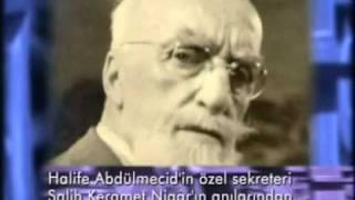 SON OSMANLILAR BELGESELİ 2.BÖLÜM ''Hilâfetin Ölümü'' (Murat Bardakçı)