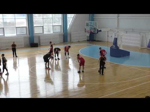 ЛукОйл - ТТ, матч за 3-е место (28.04.2019) Часть 1