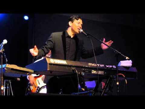 El Debarge: Time Will Reveal at the Jazz Legacy Foundation 2015 Gala