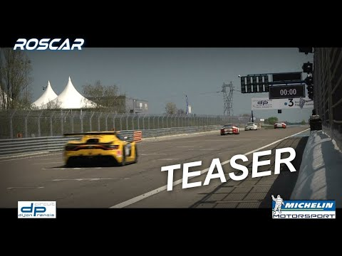 Teaser 94ème ROSCAR  - Dijon Prenois - 20/04/2019
