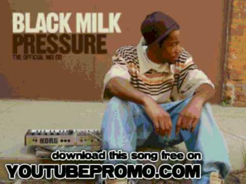 black milk - The Matrix (Instrumental) - Give The Drummer Su
