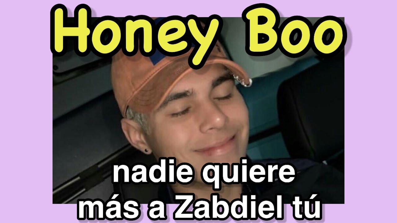 Honey Boo nadie quiere más a Zabdiel que tú - CNCO on Crack