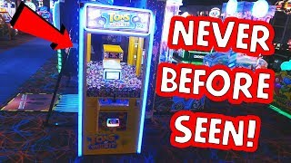 You've Never Seen a Claw Machine Like This Before...