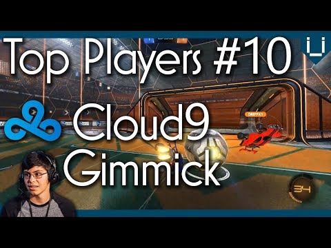 Top 10 Players of 2017   #10 Gimmick