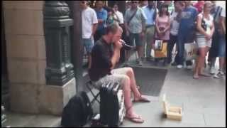 Crazy Dubstep (Beatbox & Harmonica)