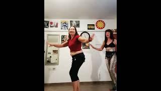 Belly dance lesson Oriental dance Basic movements Восточные танцы Урок Танца живота Техника