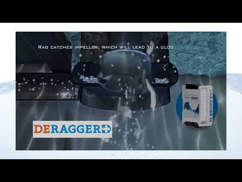 DERAGGER+ - Stop Pumps Ragging - Any pump, the smart way.