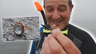 Metal Detecting Beach And Ocean EP2 (GOLD IN THE WATER)